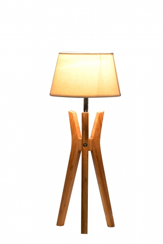Natural Bamboo desk lamp,TL-7104,E27,Max 40W