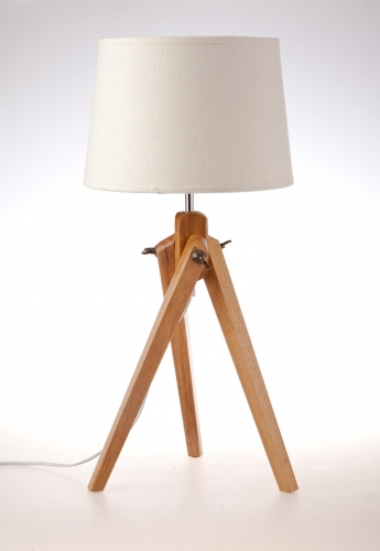Wood Desk lamp,TL-7107,E27,Max 40W