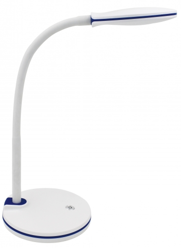 LED desk lamp,TL-7113,3 steps dimmable swtich on the base